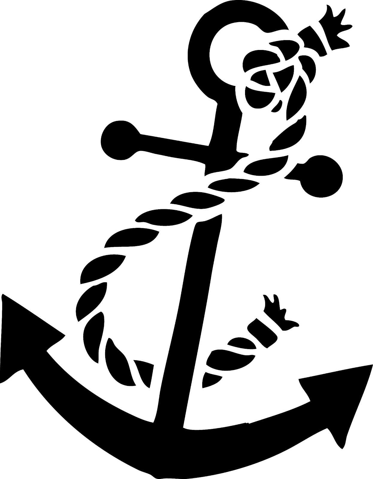Vector Anchor. Anchor clipart .
