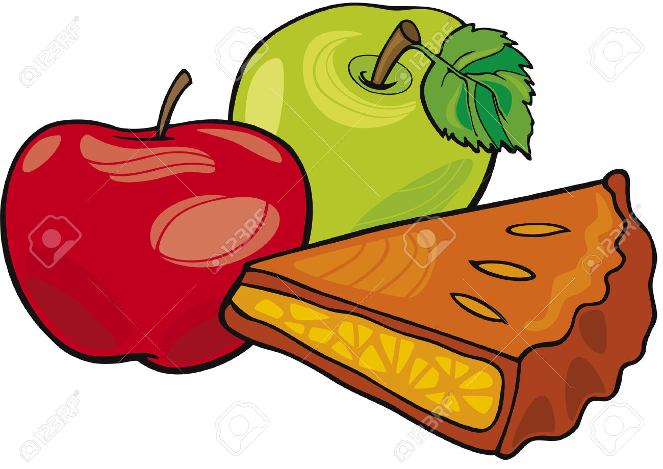 Vector - Apples And Apple Pie-Vector - apples and apple pie-18