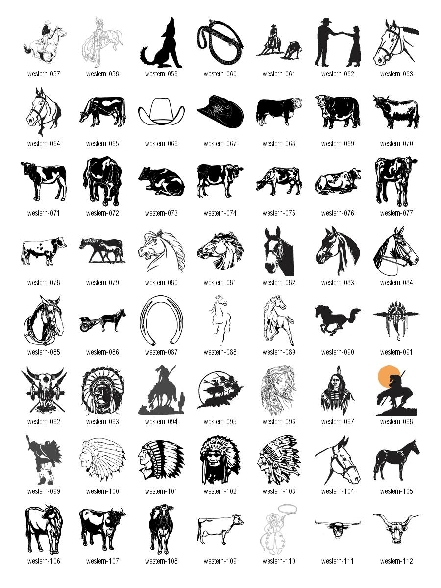 60+ Free Western Clip Art | ClipartLook
