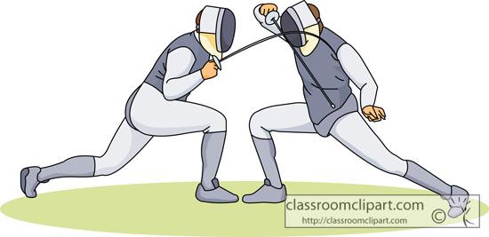vector Fencing clip art. fencing_sport_2-vector Fencing clip art. fencing_sport_213_01.jpg-11