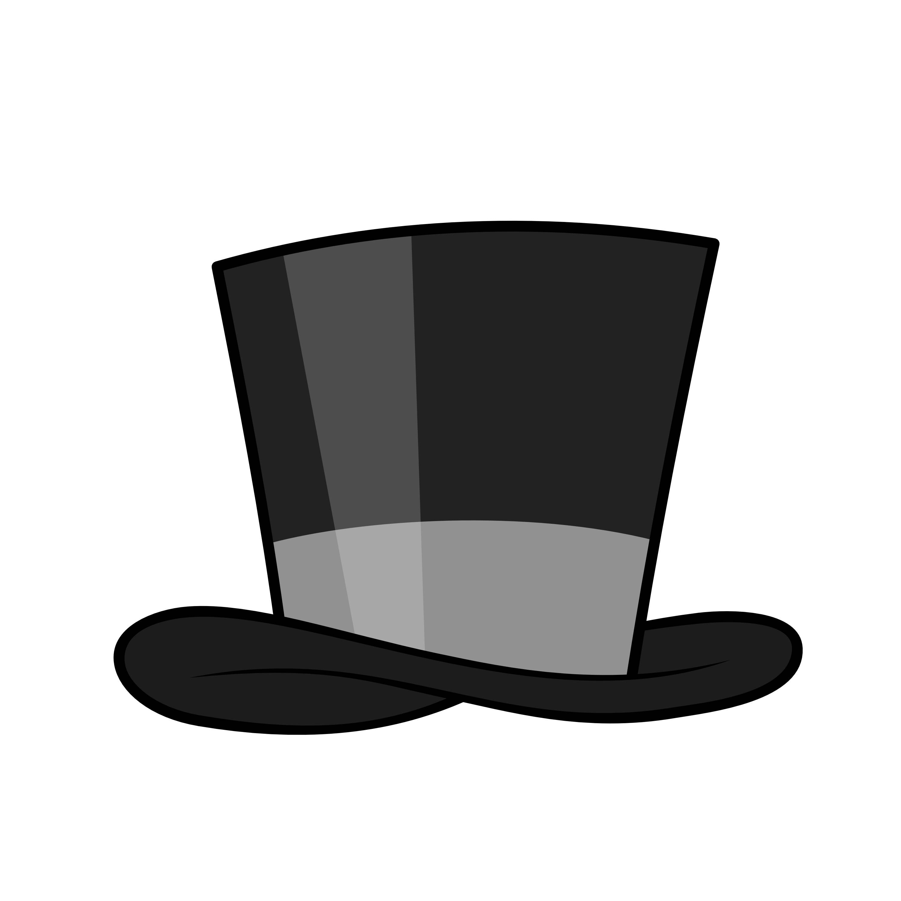 Vector Hat Tophat By Misteraibo On Deviantart