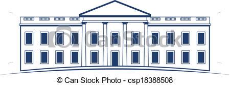 ... Vector Logo white House