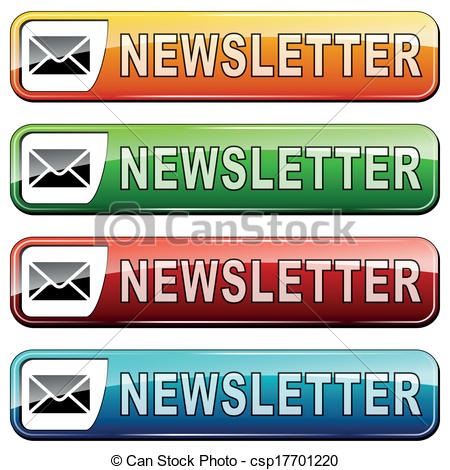 Vector - Newsletter Buttons-Vector - newsletter buttons-19