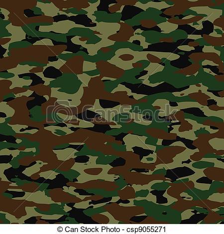 ... vector summer camouflage pattern vector summer camouflage pattern Clipartby ...