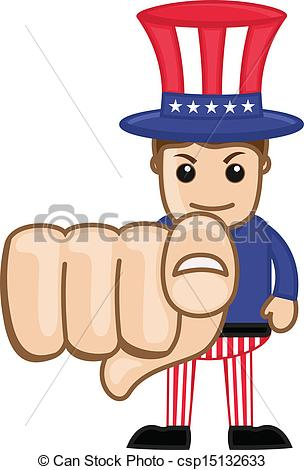 Vector We Want You Uncle Sam  - We Need You Clip Art
