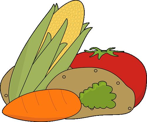 Vegetable Clip Art-Vegetable Clip Art-5