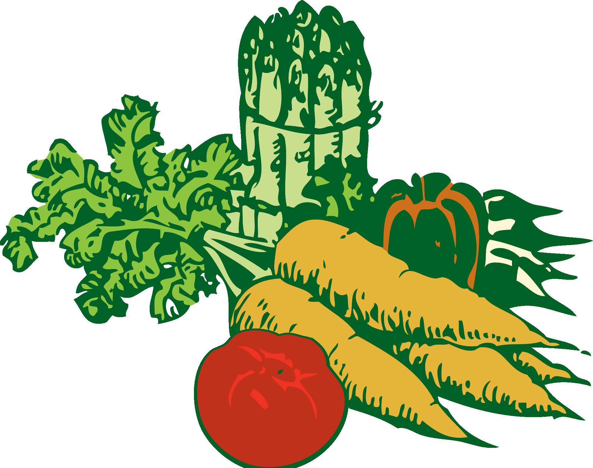 Clipart Info - Vegetable Clipart