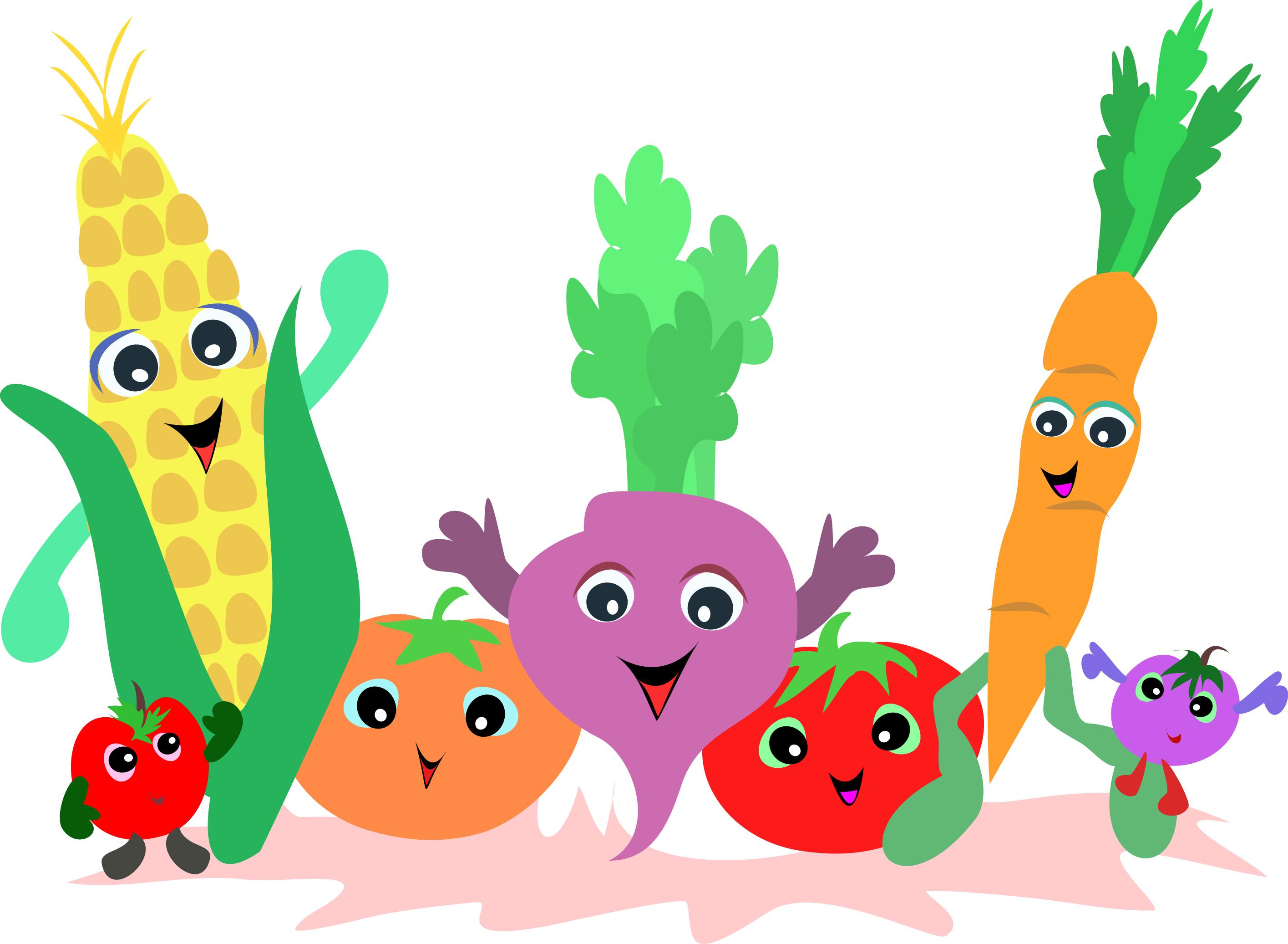 vegetables clipart-vegetables clipart-2