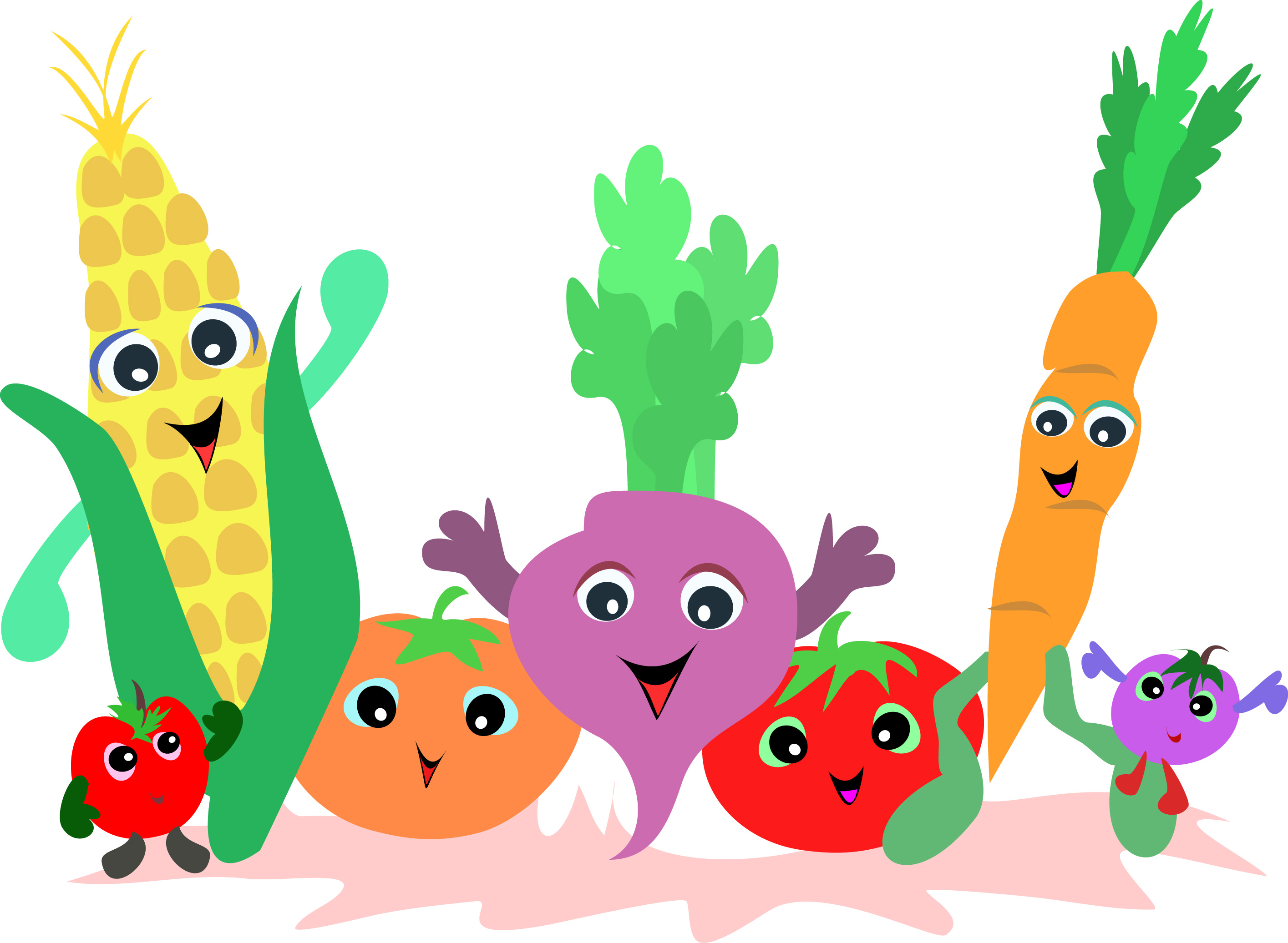 vegetables clipart-vegetables clipart-0