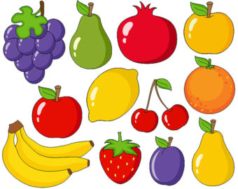 Vegetables Clip Art Cute .