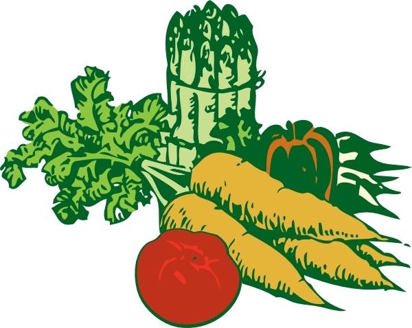 Vegetables Clip Art-Vegetables clip art-17