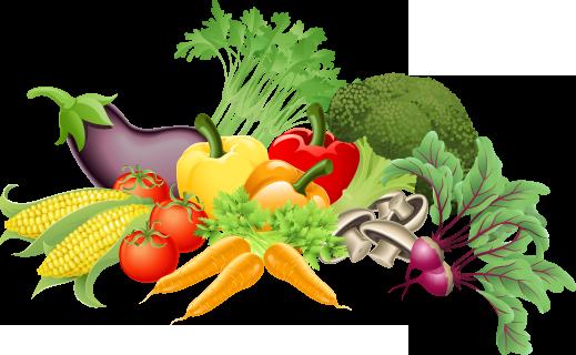 Vegetables Clip Art-Vegetables Clip Art-3