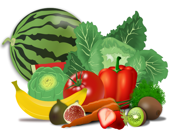 Vegetables clipart Foods clip art