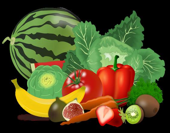 Vegetables clipart Foods clip art-Vegetables clipart Foods clip art-17