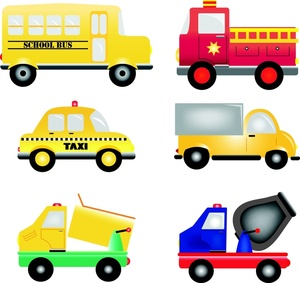 Vehicle Clip Art