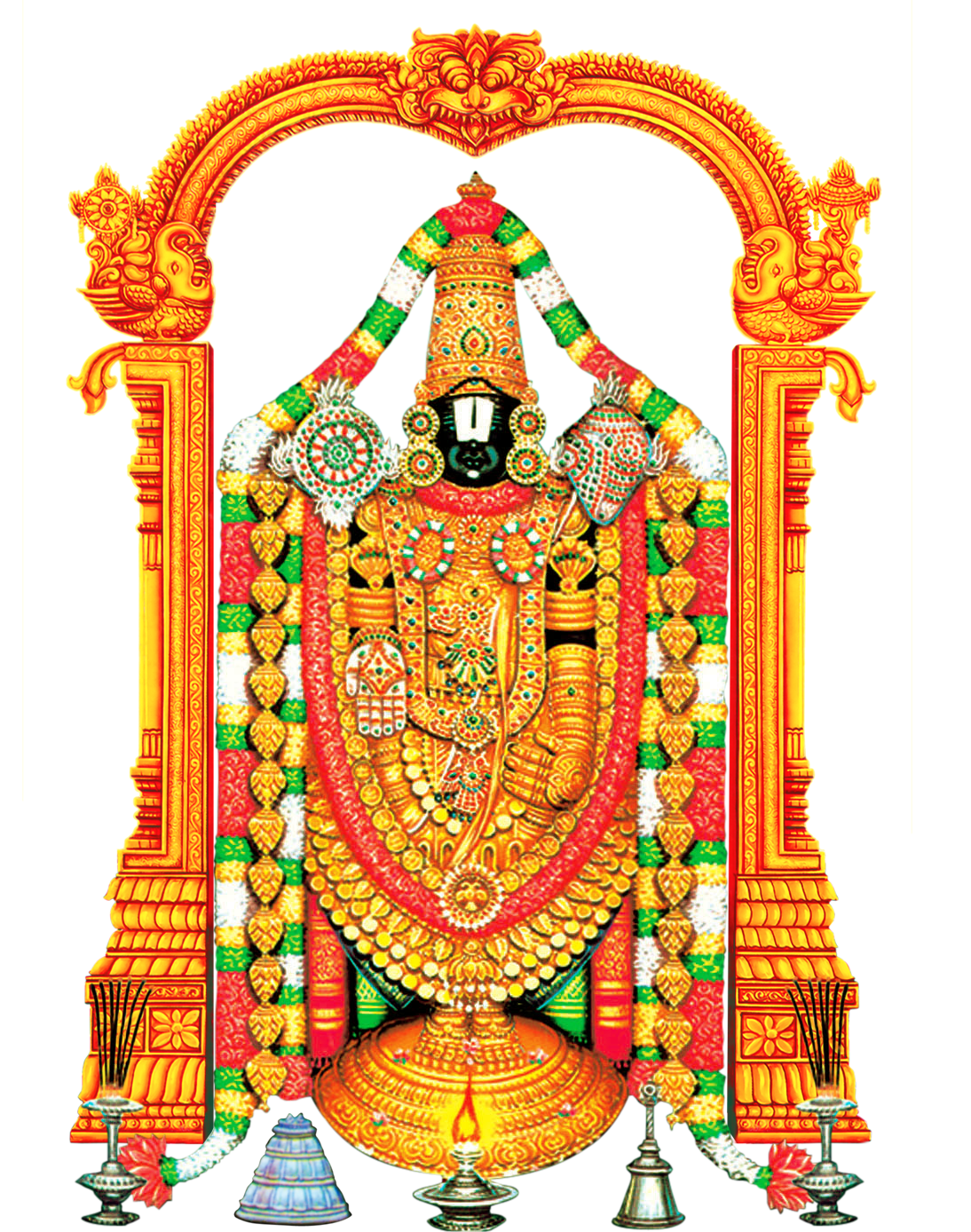 Venkateswara Clipart-Clipartl - Venkateswara Clipart