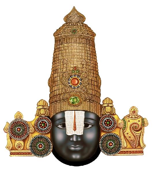Download PNG image - Venkates - Venkateswara Clipart