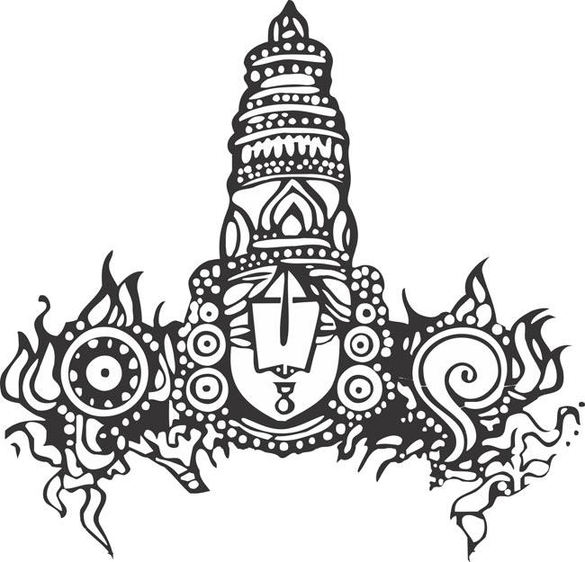 lord venkateswara clipart 3 - Venkateswara Clipart