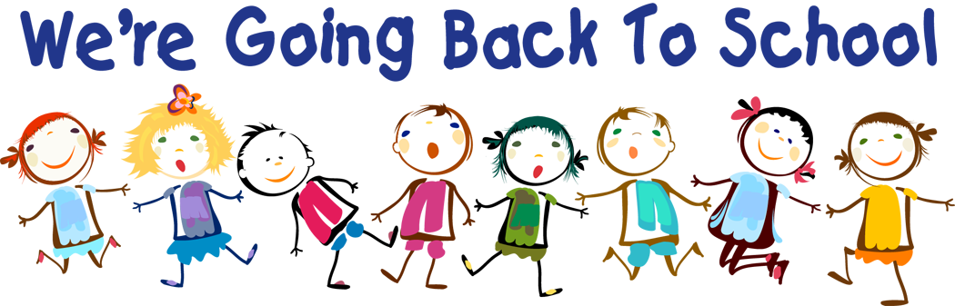 Very beautiful back to school clipart pictures and images
