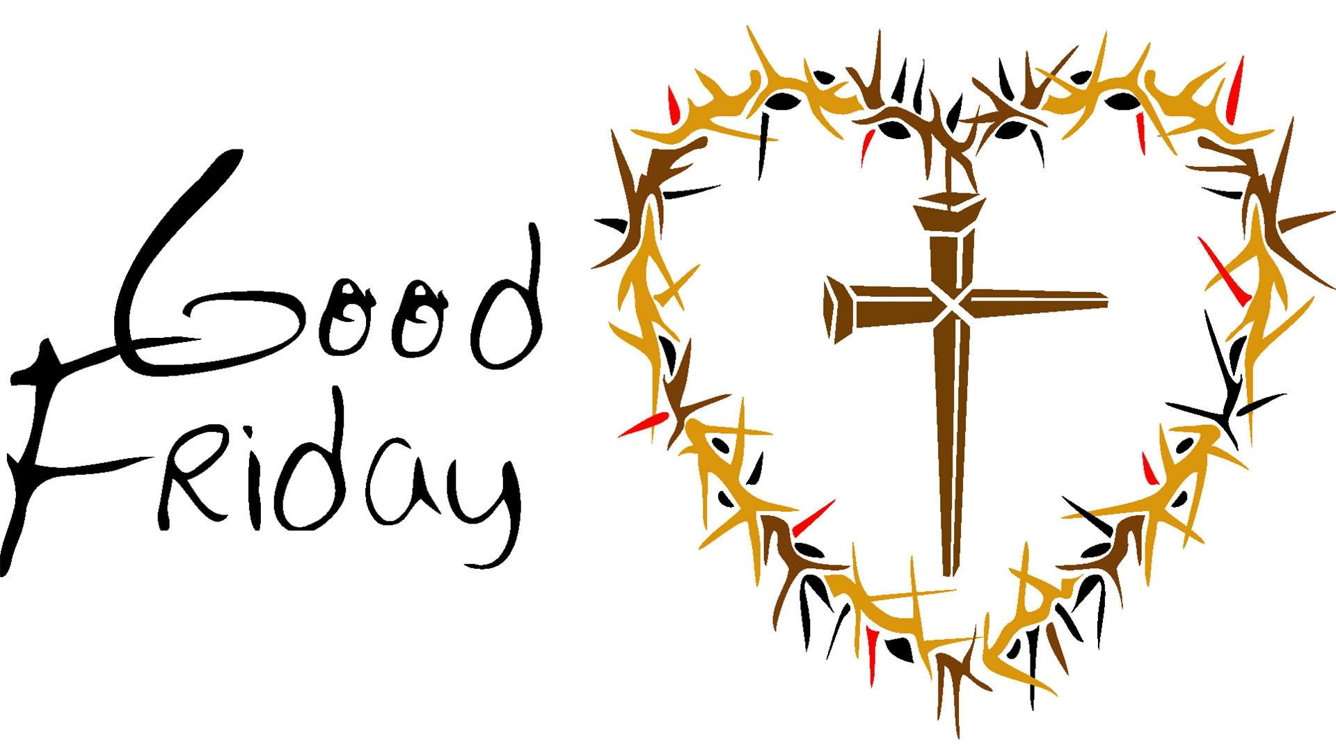 Very beautiful good friday clipart pictures