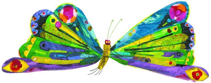 very hungry caterpillar . - Eric Carle Clip Art