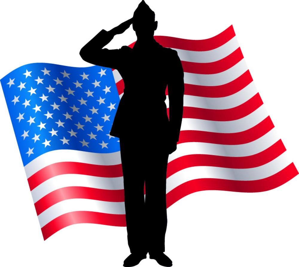 Image result for veterans clip art