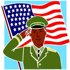Veterans Day Clip Art Free