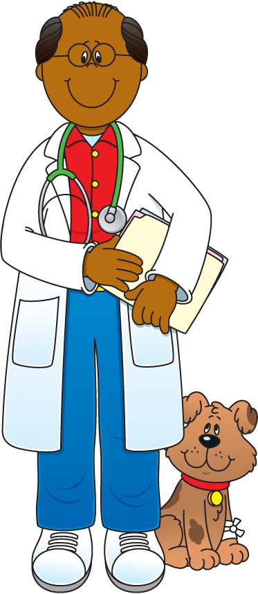 Veterinarian cliparts-Veterinarian cliparts-8