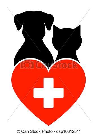 Veterinary Clipartby pisicasfioasa1/157; veterinary sign with dog and cat - veterinary sign with dog,... ...