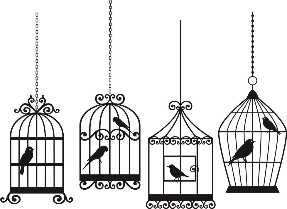 Victorian Birdcage Tattoo Picture-Victorian Birdcage Tattoo Picture-15