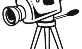 Video Camera Clipart-video camera clipart-8
