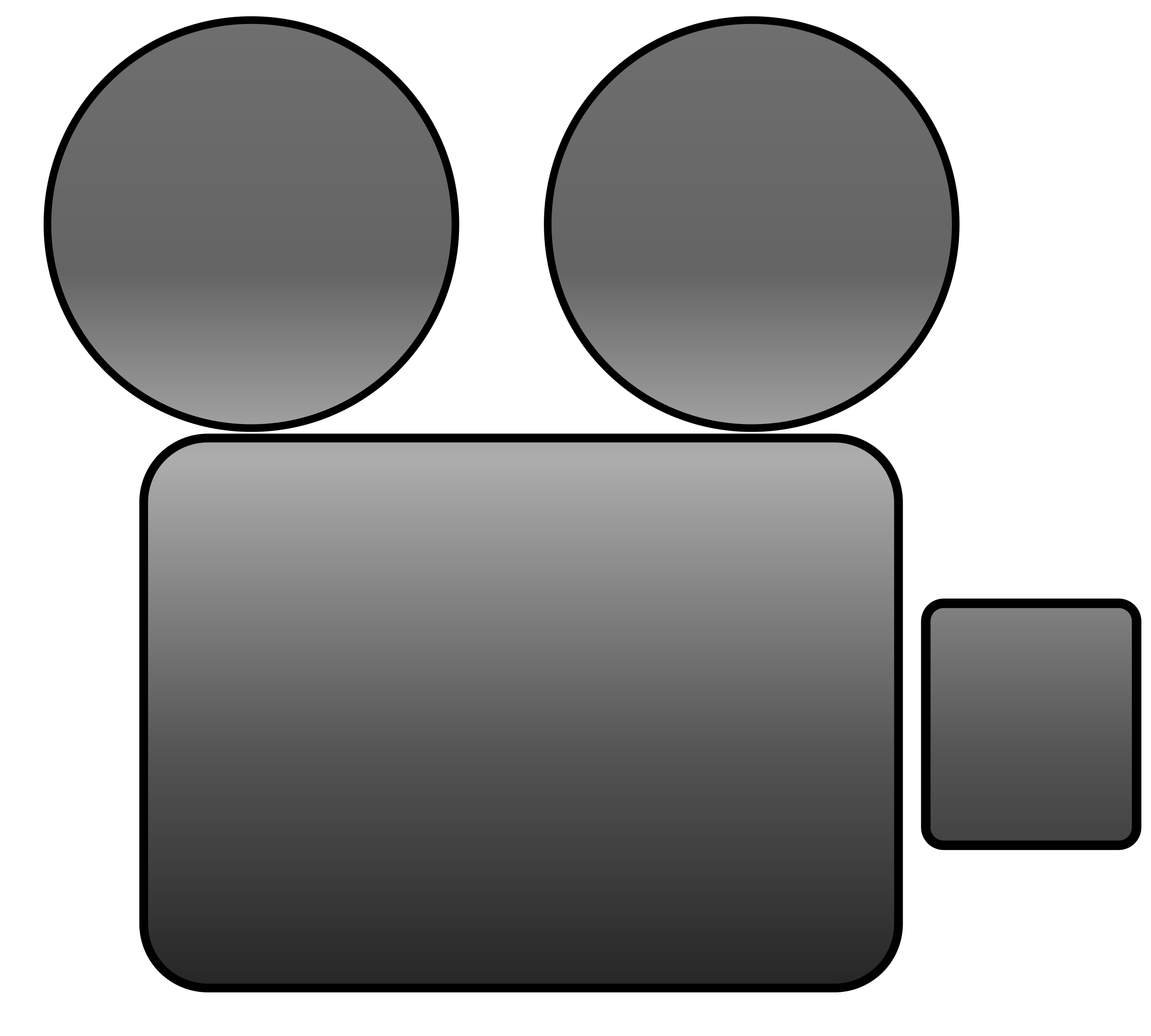 Video Camera Sign Icon. BIG IMAGE (PNG)-Video camera sign icon. BIG IMAGE (PNG)-13