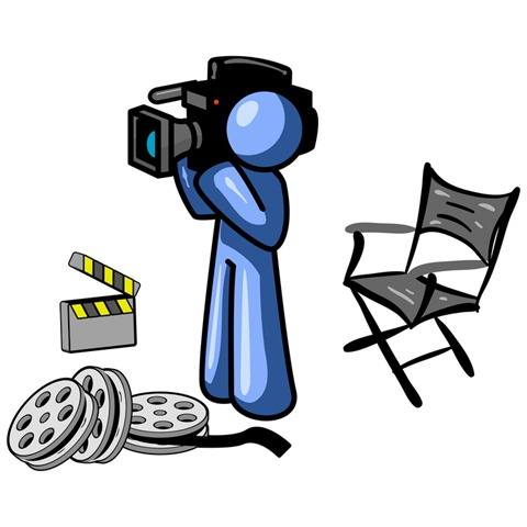 Video Clip Art - Clipart library