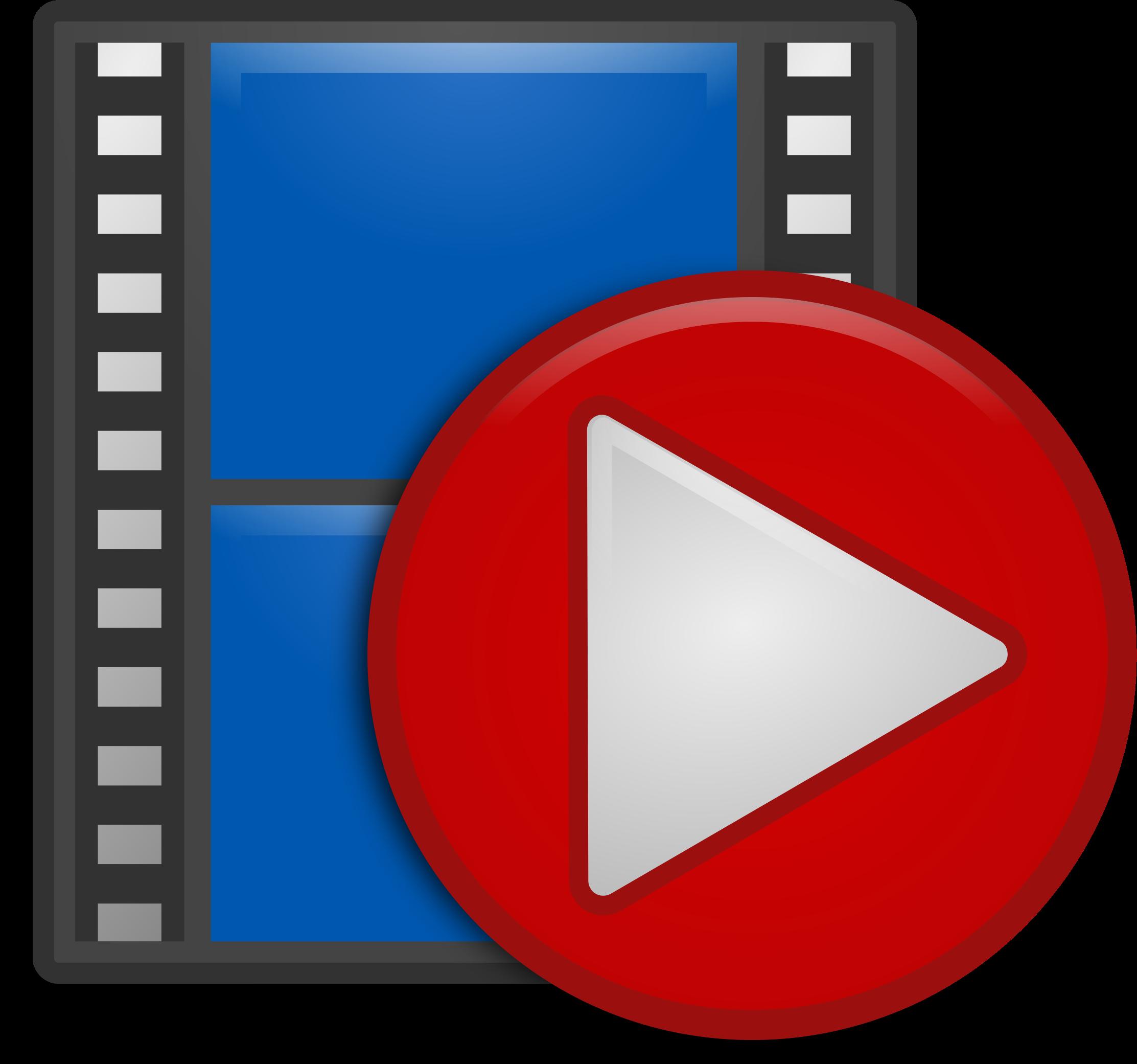 video clipart. BIG IMAGE (PNG)