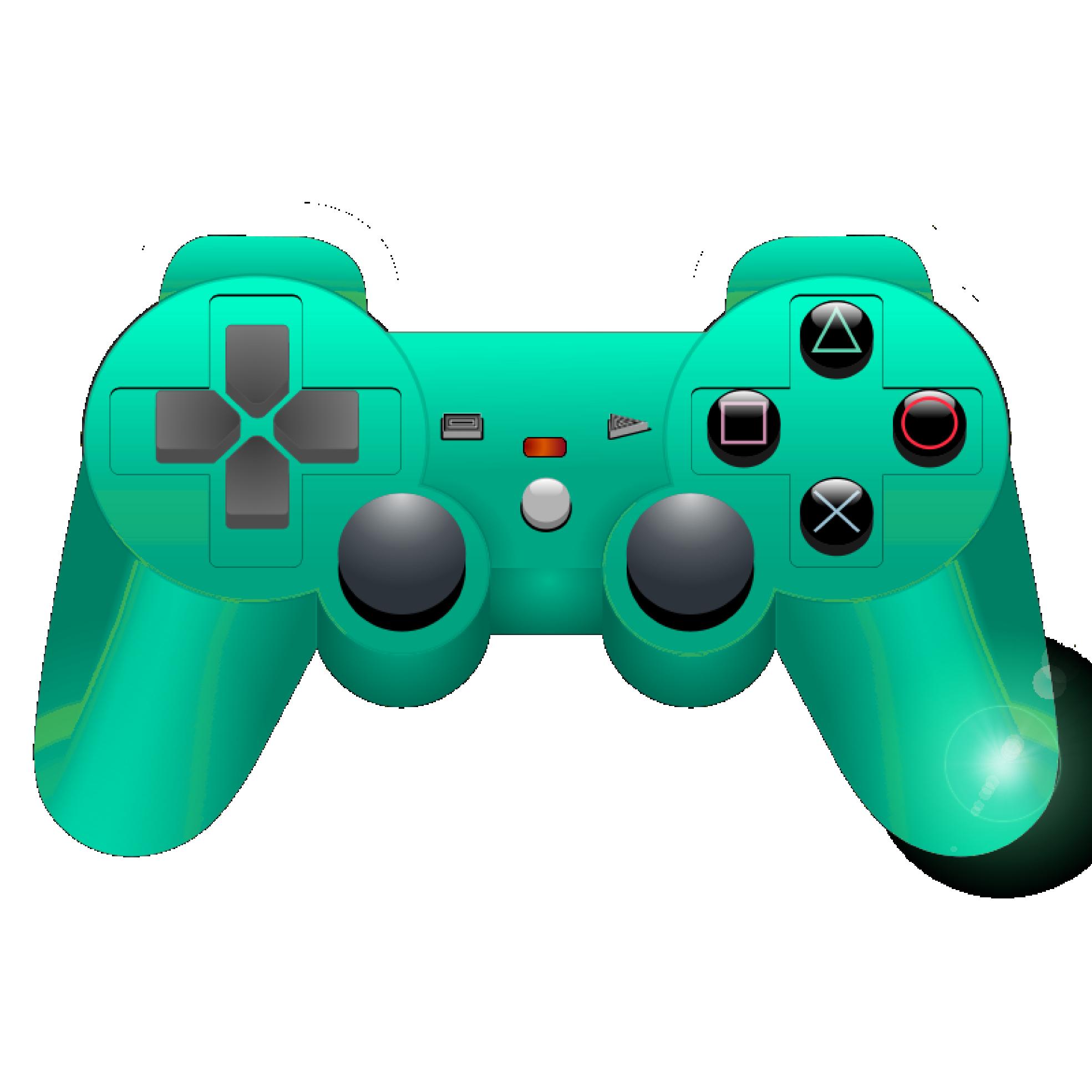 Video Game Controller Clip Art-Video Game Controller Clip Art-13