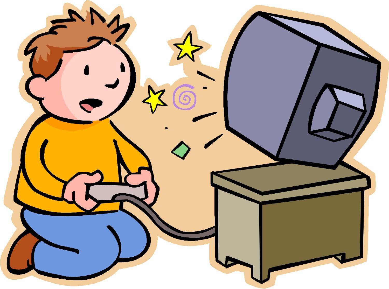 Video Games Clip Art