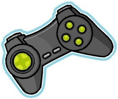 Video Games Clipart #1