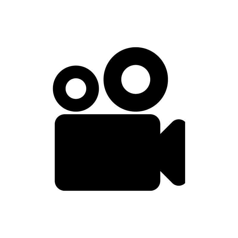 Video Camera Clipart film camera