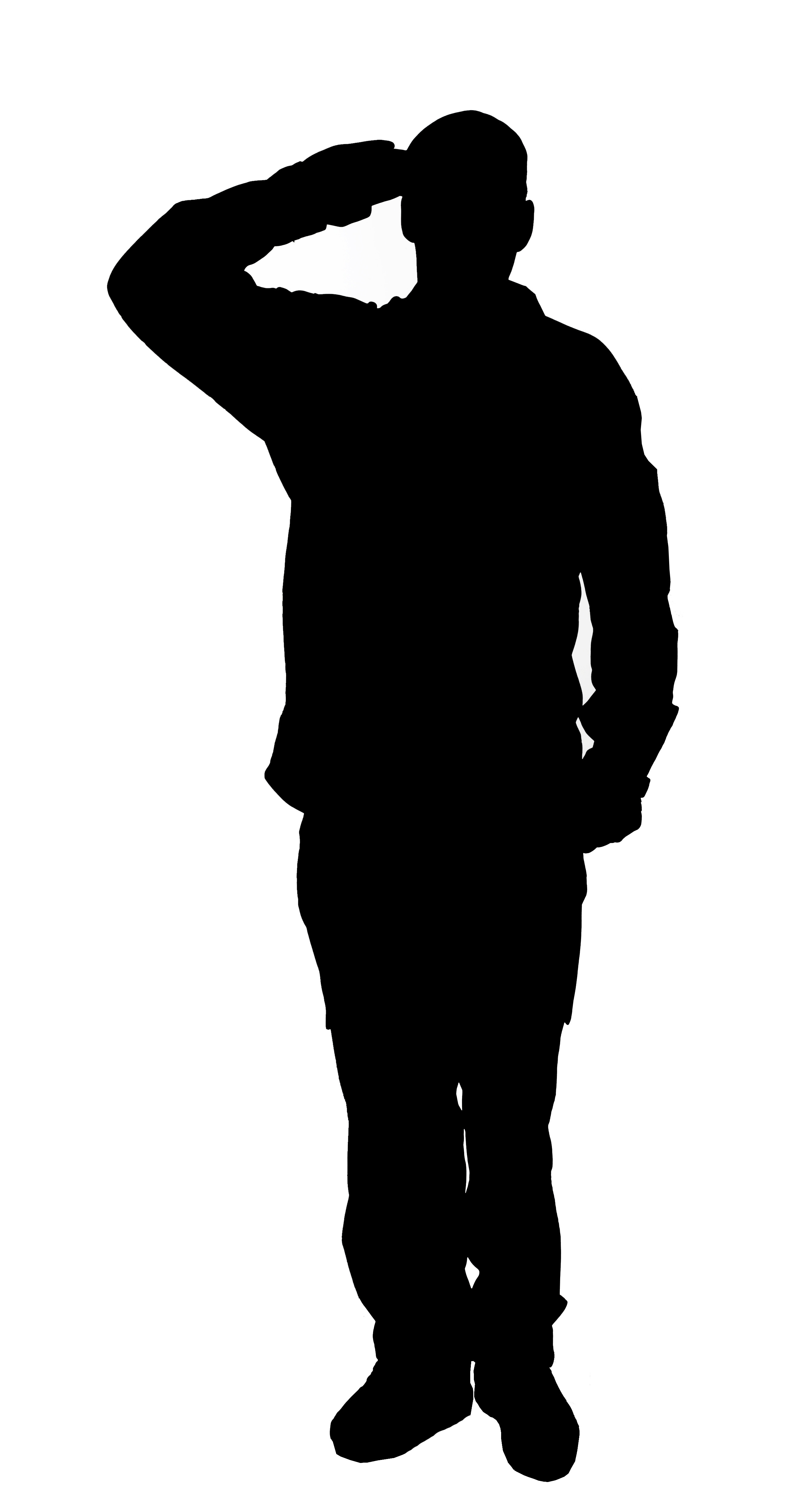 View 13 Best soldier silhouette images. injury clipart ...