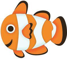 View Design: clown fish