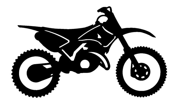 View Dirt Bike Clipart
