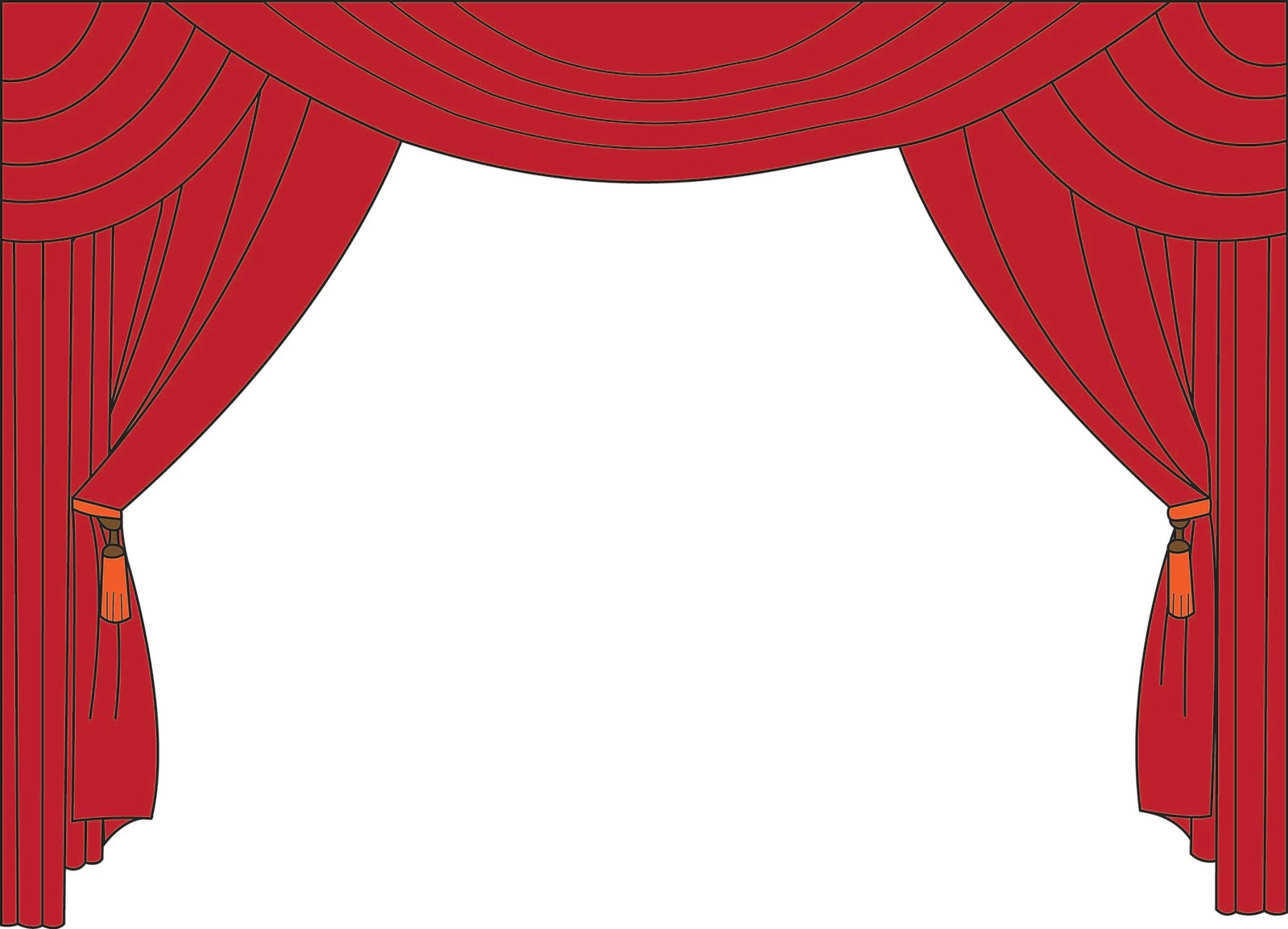 Viewing Gallery For Theater Stage Clipart