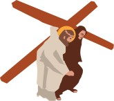 Views 233; Downloads 40; File - Stations Of The Cross Clipart
