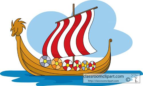 Vikings Vikings Ship Clipart-Vikings vikings ship clipart-19
