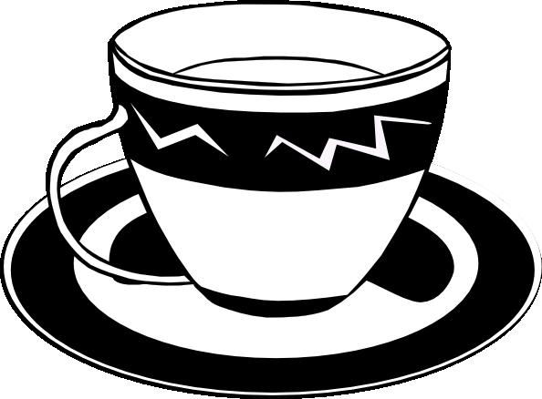 vintage teacup clipart