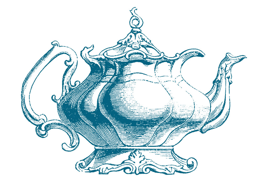 Vintage Clip Art U2013 Best Teapot Ever!-Vintage Clip Art u2013 Best Teapot Ever!-19
