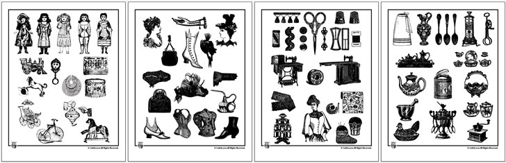 Vintage Clip Art Collections-Vintage Clip Art Collections-17