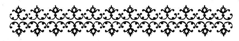 Vintage Clip Art u2013 Printers Ornaments u2013 Lace Borders