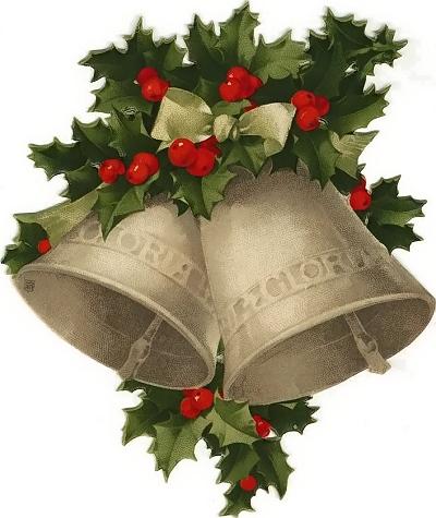 ... vintage santa clipart christmas bells clipart ...