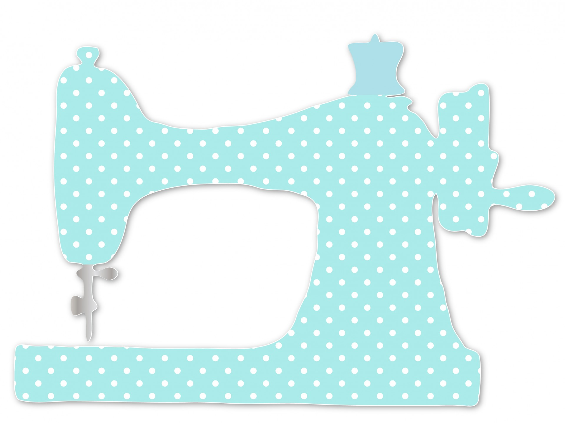 ... Vintage Sewing Machine Clipart ...